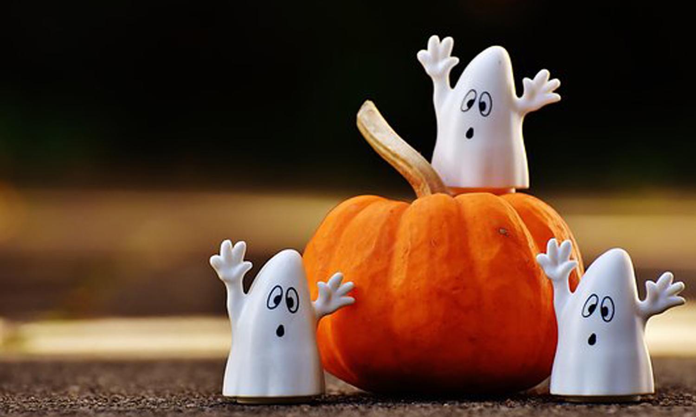 3 idées pour fêter Halloween à l'étude !