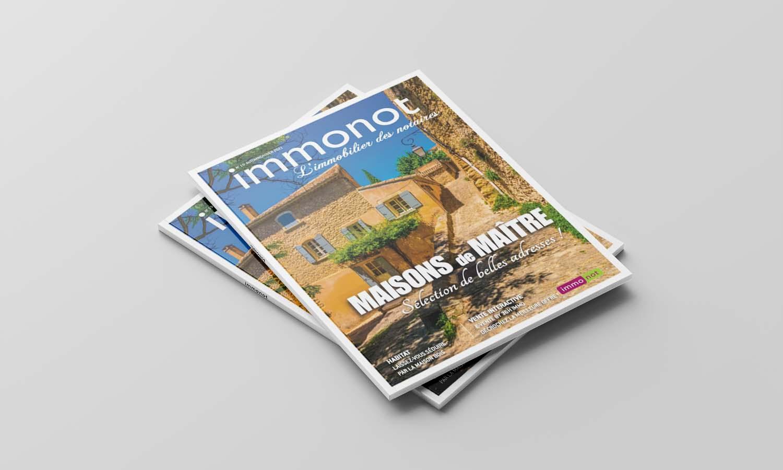 Notre magazine national au Salon de l'Immobilier de Paris