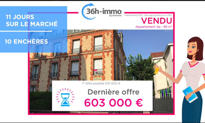 E-VENTES & 36H IMMO Une nouvelle façon de vendre de l'immobilier !