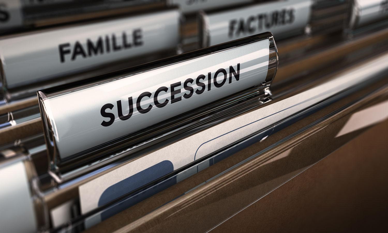 Quid des ventes immobilières issues de successions